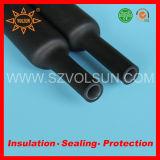 Chemise de rétrécissement de chaleur adhésive pour le cable connecteur