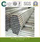 Pipe soudée d'acier inoxydable de diamètre d'AISI 304 28mm