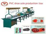 Linha macia do PVC Dispening Prpduction