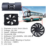 12V 9inch Axial Cooling Air Exhaust Fan voor Bus en Car
