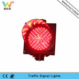 indicatore luminoso a schermo pieno del segnale stradale di verde LED del parcheggio di 200mm