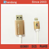 Cable impulsor 8g de memoria Flash del USB