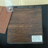 с PVC Flooring Certificate Fireproof Анти--Slip Click Lock Ce