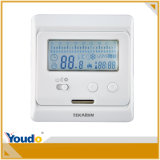 LCD Screen를 가진 Non-Programmable Underfloor Heating Thermostats