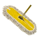 Economie Dust Mop Kit avec Color Yellow Mop Pad