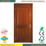 Дверь деревянных дверей спальни двери Palastic полная