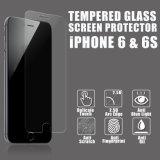 Protecteur Tempered d'écran d'anti brouillon pour l'iPhone Samsung