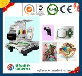 Sola máquina principal comercial del bordado con el mejor precio Wy1201CS/1501CS/1201cl/1501cl