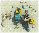 Kaiqi klassisches altes Dinosaurier-Spielplatz-Gerät der Stamm-Serien-Kq60001A