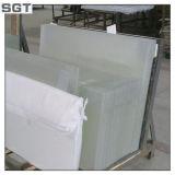 حديد منخفضة يقسم [غلسّ/] بيضاء زجاج [أولترا] لأنّ مكتب زخرفة/يسيّج