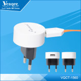 2015 nuovo Compact Wall Charger per All Mobile Phone