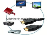 HDMI Cable Support 4k*2k 1080P, 3D, Ethernet 1.4V