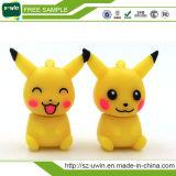 Nettes Karikatur Pokemon Pikachu Form USB-Blitz-Laufwerk