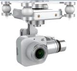Précision Machined Metal Partie pour Uav&Robotic Systems