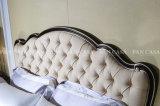 Klassisches hölzernes Schlafzimmer-Möbel-Bett (MS-A6001A-2)