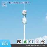 18/20/25/30/35m Q345 Steel High Mast Lighting Поляк