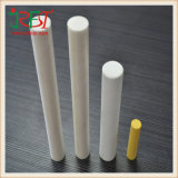 99.6% Aste cilindriche di ceramica dell'allumina