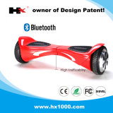2016熱い販売の元の反スリップのペダルのシート2の車輪の電気自己のバランスをとるスクーター