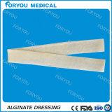L'alginato dell'AG che veste il diabetico all'ingrosso fornisce la fasciatura d'argento di Silvercel dell'alginato di argento