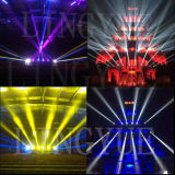 Luz principal movente do feixe do disco 5r Sharpy 200W de DMX