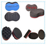 Capelli Twist Sponge in America! /Capelli Sponge con Hole/Hair Curly Sponge