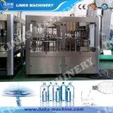 Automatische 3 in 1 Machine van het Flessenvullen van het Huisdier voor Zuiver/Mineraalwater