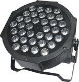 Fase ed illuminazione da vendere l'indicatore luminoso di alluminio di PARITÀ 36PCS 3W LED