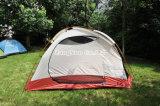 La tente en aluminium de Rod d'aviation en gros, doublent les tentes campantes imperméables à l'eau posées