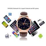 Reloj elegante del G/M del teléfono de Gelbert para el IOS androide