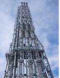 Erhöhtes Aufflackern-System für Öl-u. Gas-Raffinerie