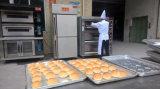 professionele Apparatuur 3 van het Baksel de Oven van het Gas van /Commercial van de Oven van het Gas van het Dek voor Cake