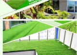 Forma di v di erba sintetica per il paesaggio