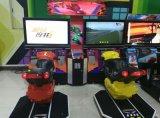 De muntstuk In werking gestelde het Rennen van Moto van het Type van Machine van de Arcade Gp4 Machine van het Spel voor Verkoop