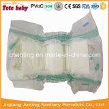Choyer le prix usine remplaçable de Fujian de constructeur de couche-culotte de bébé