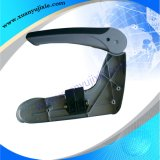 Derecho Apoyabrazos de aluminio para el autobús del asiento (XF-003)