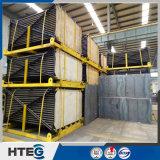Wärmeübertragung-Dampfkessel zerteilt Enameld Gefäß-Luft-Vorheizungsgerät für Gas-Dampfkessel