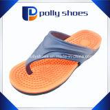 La SZ 12 dello Slip-on di vibrazione di caduta della cinghia degli uomini rossi grigi dei sandali