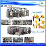 Het Systeem van de Pasteurisatie van het Vruchtesap