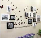 カスタム写真フレームの壁の額縁はホーム装飾のためにセットした