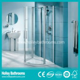 높은 결말 알루미늄 합금 프레임 (SE313N)를 가진 접히는 아크 모양 샤워실