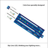 25 팩 T8 LED Tube, 2 Feet, 18W, 6000k, Wire Comes From The Middle