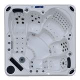 6 sedi 135 scaturisce una vasca della 21 del LED degli indicatori luminosi 3 pompa di massaggio