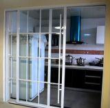 Puerta de aluminio de la cocina de la prueba del agua de Topbright