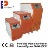 1kw/2kw/3kw/5kw fora do inversor puro da potência solar de onda de seno da grade (híbrido solar)