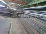 Low-Alloy и высокопрочная стальная плита (SS540)