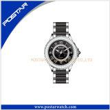 ギフトの腕時計の方法白い男女兼用の腕時計