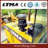 Carregador da parte frontal de Ltma carregador da roda de 5 toneladas