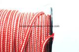 polypropylène de 3mm bourrant la double corde tressée