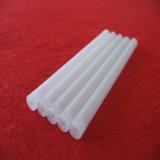Tubo de cerámica del alúmina transparente industrial