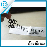 Waterproof barato Removable Clear Vinyl Sticker con Your Design
